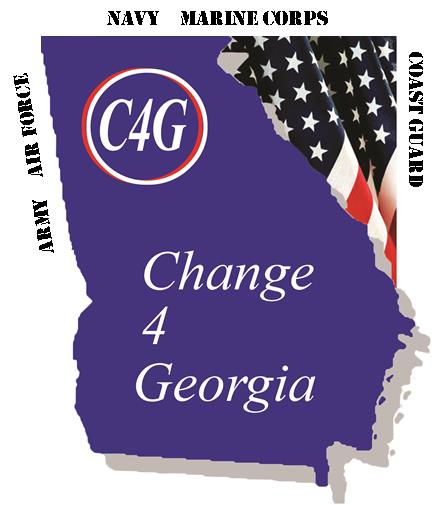 Change4Georgia logo