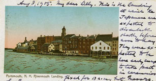 image of historical postcard from the Library of Congress